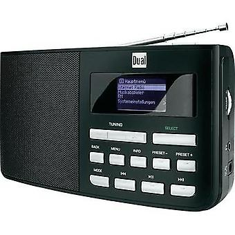 Internet Portable radio Dual IR 5.1 Internet radio, FM Black