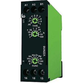 tele 125100 Time Delay Relay, Timer, Casing: IP40 / connection: IP20