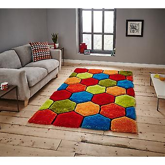 Nobel House 30782 30782 Multi Rectangle tapis tapis Funky