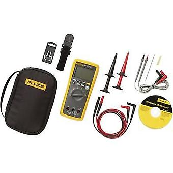 Handheld multimeter digital Fluke FLK-3000FC/EDA2 COMBO KIT Calibrated to: Manufacturer's standards (no certificate) Gra