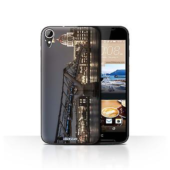 STUFF4 Case/Cover for HTC Desire 830/London's Burning/Imagine It