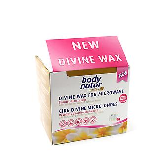Body Natur Divine Wax Microwave 250 Ml (Woman , Esthetics , Hair Removal , Waxes)