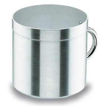 Lacor Cylindrical pot 20 cms. chef-alu
