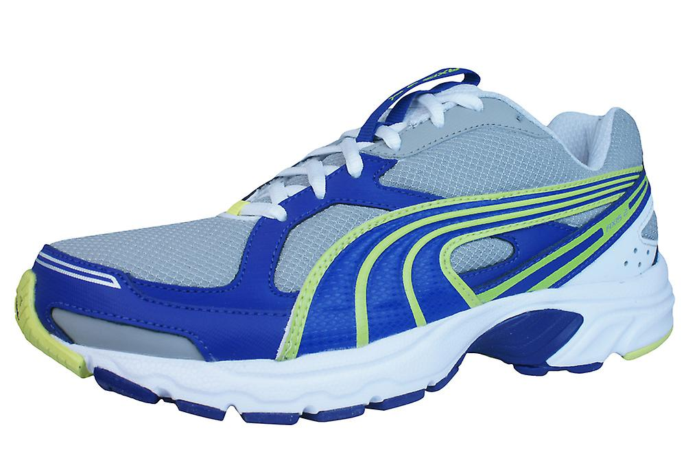 PUMA Achse 2 Womens Running Trainer - Schuhe - grau blau