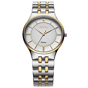 FIYTA men's stainless steel quartz watch - Joyart