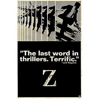 Z-Film-Poster (11 x 17)