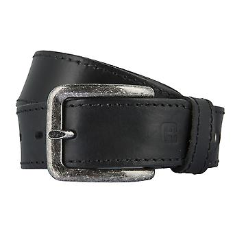 Hattric belt leather belts men's belts black 2738