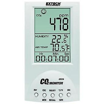 Carbon dioxide detector Extech AIR QUALITY MONITOR, DESKTOP INDOOR