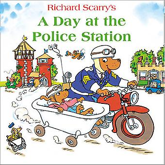 Day at the Police Station by Richard Scarry
