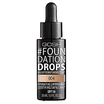 Gosh Copenhagen Foundation Drops (Beauty , Make-up , Face , Bases)