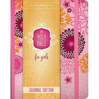 NIV Holy Bible For Girl - Journal Edition-Pink JBG-9065