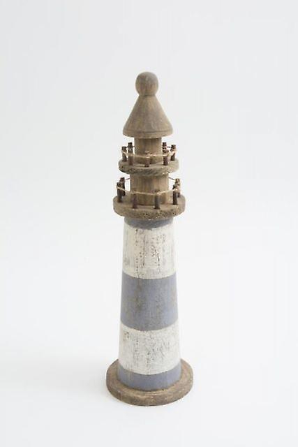 Antique Finish Lighthouse Decorative Ornament Gift for Sea Lovers