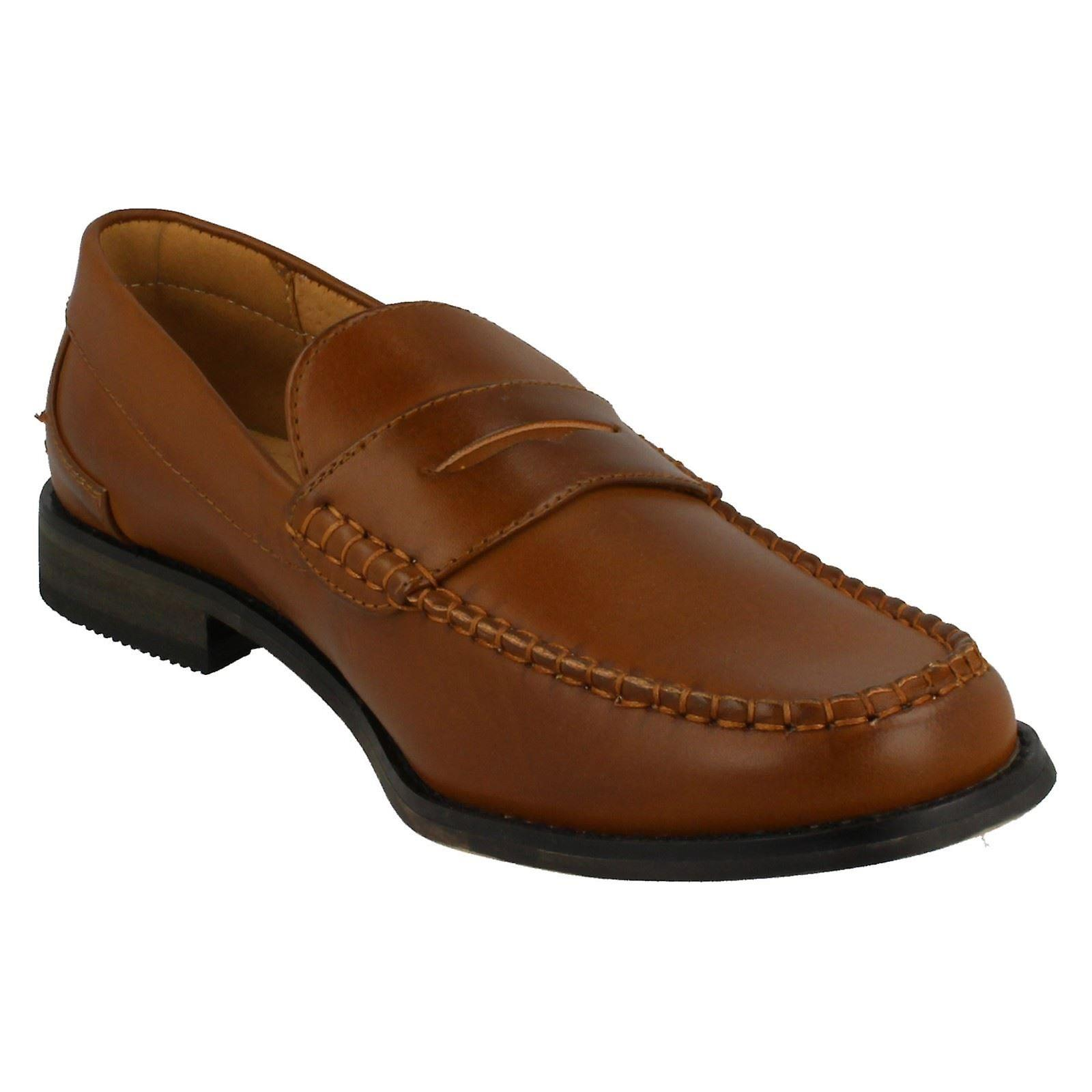 Style Mens Formal A1118 Shoes Loafer Maverick wCHqB0