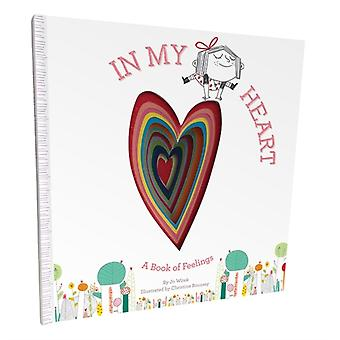In My Heart: A Book of Feelings (Hardcover) by Witek Jo