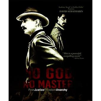 No God No Master [Blu-ray] USA import