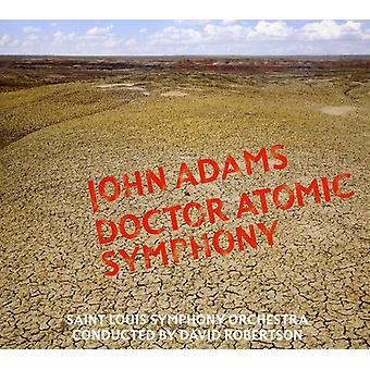 John Adams - John Adams: Doctor Atomic Symphony [CD] USA import