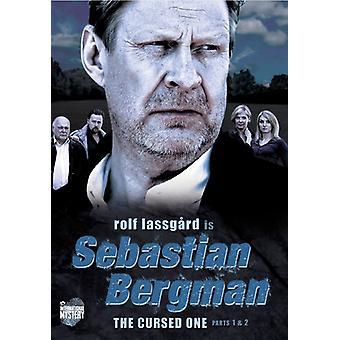 Sebastian Bergman: Vol. 1 [DVD] USA importerer