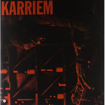Karriem Riggins - alene [Vinyl] USA importerer