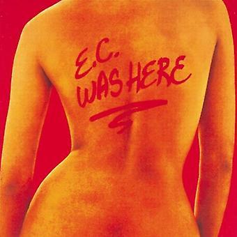 Eric Clapton - importación E.C. Was Here [CD] Estados Unidos