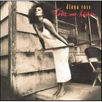 Diana Ross - Take Me Higher [CD] USA import