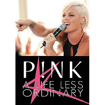 Pink - Life Less Ordinary Unauthorized [DVD] USA import