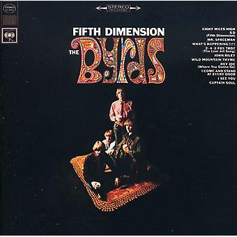Byrds - Fifth Dimension [CD] USA import