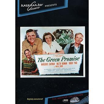 Importar de Estados Unidos [DVD] promesa verde (1949)