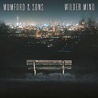 Mumford & Sons - Wilder Mind (Deluxe) [CD] USA import
