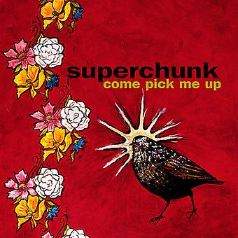 Superchunk - kommer Pick Me Up [CD] USA importerer