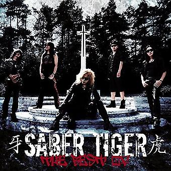 Saber Tiger - Best of [CD] USA import