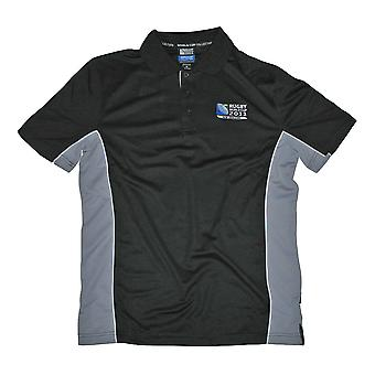 Rugby World Cup 2011 splejse Polo Shirt [sort]