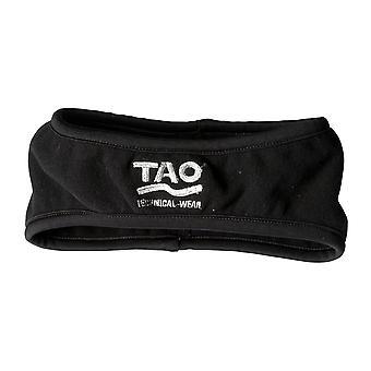 TAO lygtehovedet band pandebånd sort - 8037-700