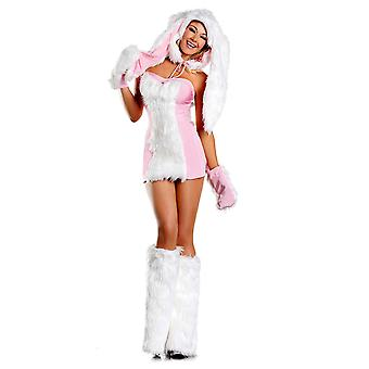 Be Wicked BW1296 6 Piece set Blushing Bunny costume