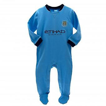 Manchester City Sleepsuit 9/12 mnd