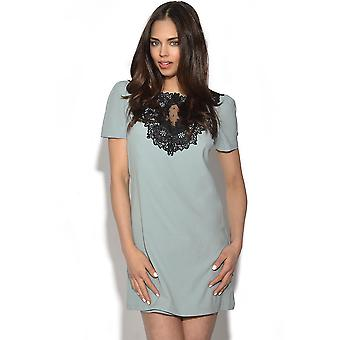 Paper Dolls Mint Embellished Shift Dress