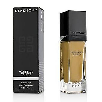 Givenchy Matissime Velvet Radiant Mat Fluid Foundation SPF 20 - #07 Mat Ginger - 30ml/1oz