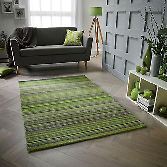 Carter Green  Rectangle Rugs Plain/Nearly Plain Rugs