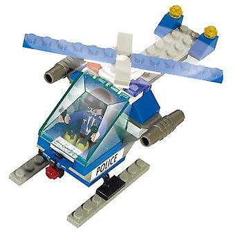 Sluban Helicopter Police Intervention (Jouets , Constructions , Véhicules)