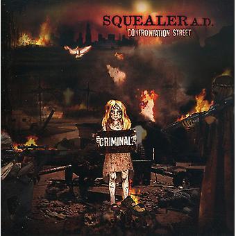 Squealer a.D. - importar de USA confrontación calle [CD]