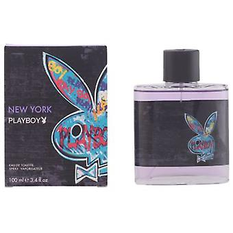 Playboy New York Edt 100 Ml (Perfumes , Perfumes)