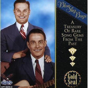 Blue Sky drenge - skatkammeret af sjældne sang perler [CD] USA import