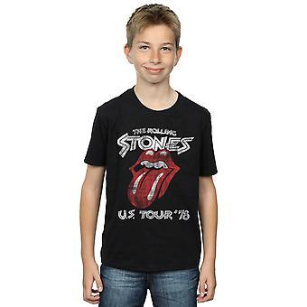 Rolling Stones Boys US 78 Tour T-Shirt