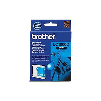 Brother LC1000C encre Cartouche cyan (environ 450 pages)