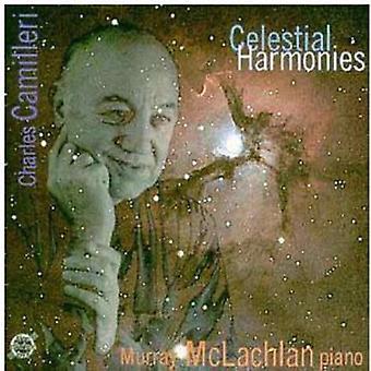 Murray McLachlan - Charles Camilleri: Himlens harmonier [CD] USA import