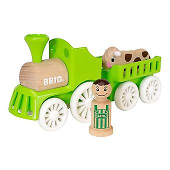 BRIO My Home Town - Farm Train Set 30267