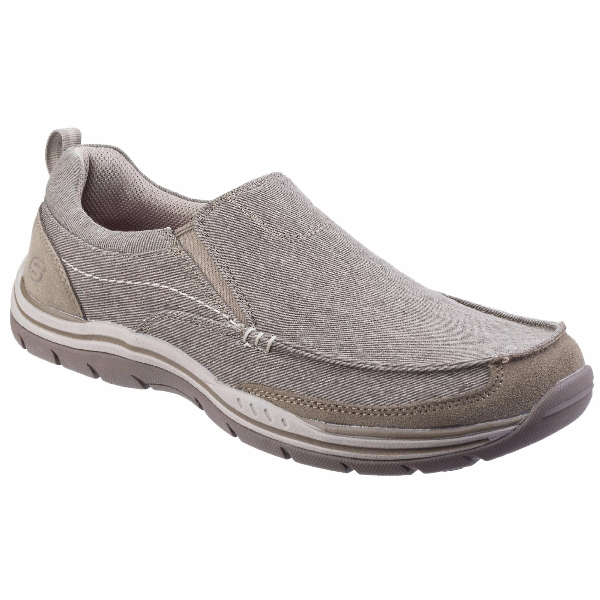Skechers Mens Expected Tomen Slip On Shoes