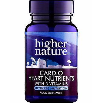 Higher Nature Cardio Heart Nutrients, 120 veg caps