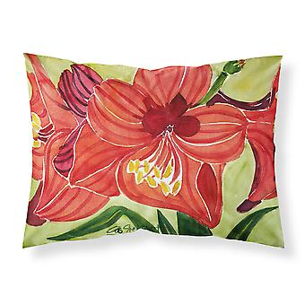 Flower - Amaryllis Moisture wicking Fabric standard pillowcase