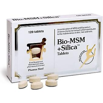 Pharma Nord, Bio-MSM & Silica 750mg, 120 tablets