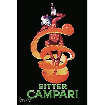 Cappiello Campari Poster Print Bitter Campari Poster Poster Print